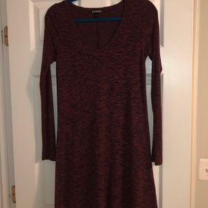 Sweater dress, in excellent used condition